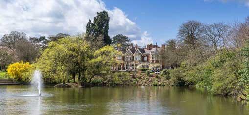 Bletchley Hall, Buckinghamshire