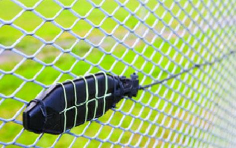 An image of a Fence mounted sensor