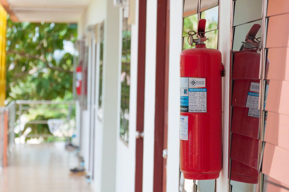 Fire Safety Matrix Fire Amp Security Ltd