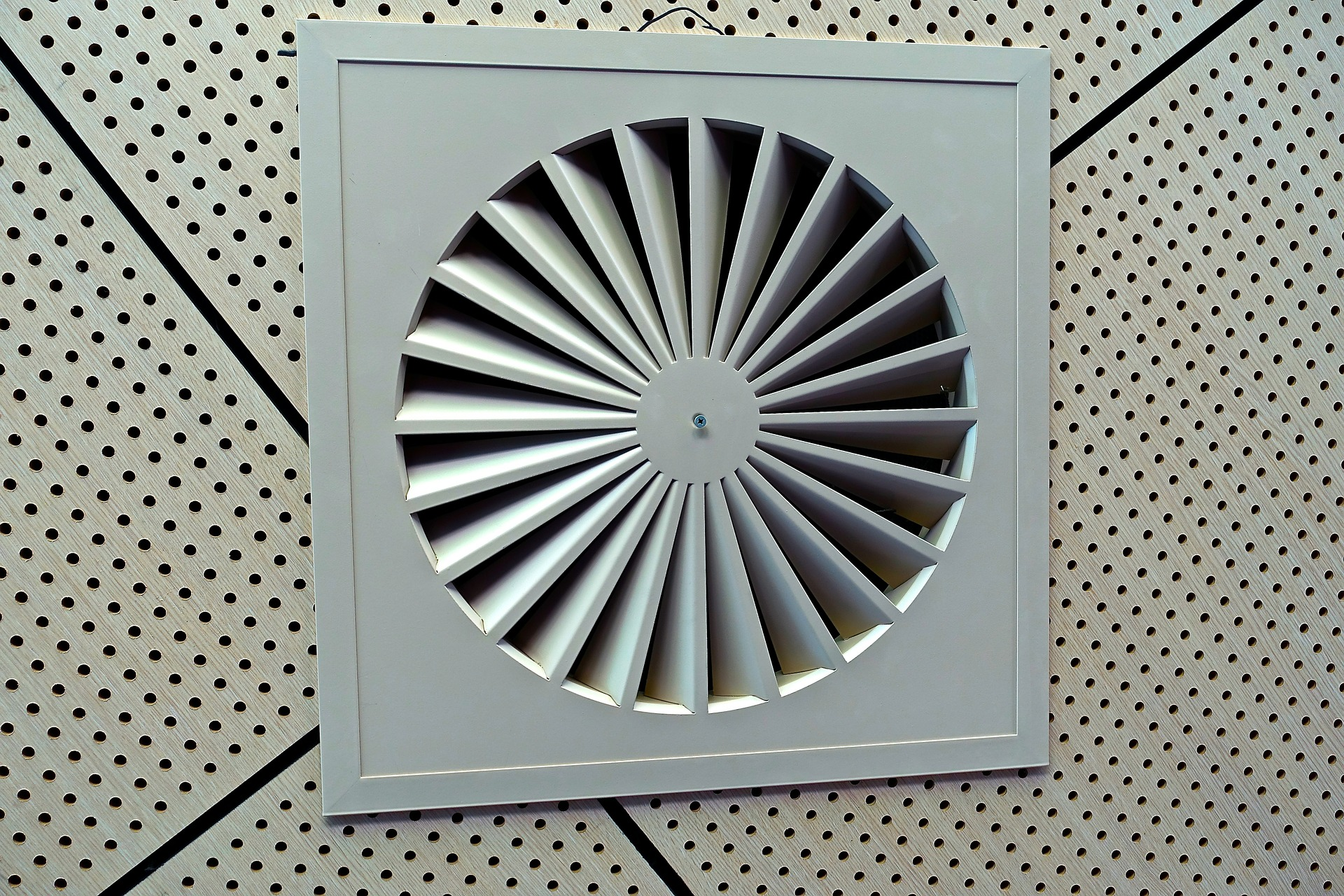 A picture of an exhaust fan